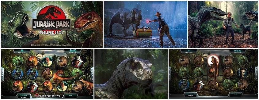 Jouez a jurassic park gratuitement bandit manchot - Jurassic park gratuit ...