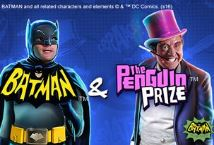Batman and the Penguin Prize